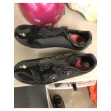 Specialized Bicycle Cleats Shoes Size 11.5