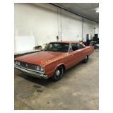 1967 Dodge Coronet RT Clone