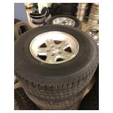 5 Jeep Wrangler Wheels and Tires
