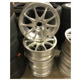 Playboy Cup MX5 Miata 5 Lug Wheels