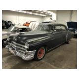 1949 Cadillac Fleetwood 60