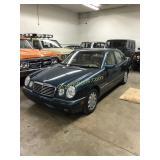 1999 Mercedes E300 Turbo Diesel