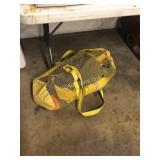 Bag of Snorkeling Scuba Equipment