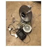 Heaters and Small Fan