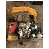 Pallet of Car Parts, Tools and More