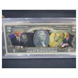 OBAMA $2.00 BILL