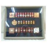 1991 ICE HOCKEY CHAMPIONSHIP METALS IN CASE