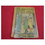 "VINTAGE BOOK ""RED CROSS GIRLS DUTY CALLS"" 1921"