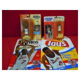 KARL MALONE BOBBLE HEAD CHIP BAGS AND MORE