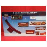 CAROLE TOWNE EXPRESS TRAIN AND TRACK