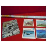 MAP & AIR PLANE PICTURES