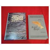 ANIMAL TRACKS BOOK & FISH BOOK