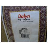 NEW DALYN RUG JEWEL BURGUNDY 8