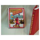 PEANUTS & CRACKER JACKS & STL CARDINALS BOOK