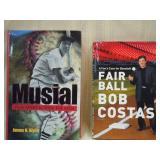 MUSIAL BOOK & FAIR BALL BOB CASTAS
