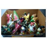 8 pairs of Salt & Pepper Shakers - Birds including