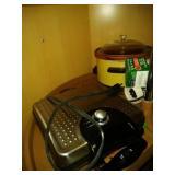 top of corner cupboard contents - Food Network