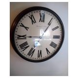 Sterling & Noble wall clock -