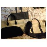 3 Estee Lauder all purpose bags - smallest is 16