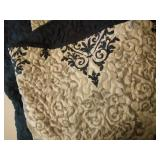 King size sheets, blankets including Cuddle Duds,
