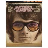 lot of record albums - Union Gap, Cher, Tom Jones,