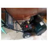 Craftsman 5 HP electric start snowblower