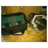 Craftsman tool bag with assorted sockets and 2 HP