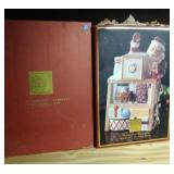 2 Lenox pieces - Holiday Village Musical Candy