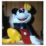 Minnie Mouse Cookie Jar by Disney Treasure Craft