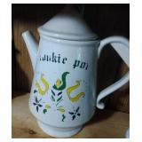 """""""Cookie Pot"""" Cookie Jar by McCoy - 12 inches"""