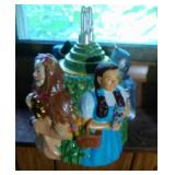 Emerald City Cookie Jar - 12 inches