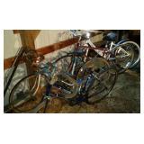 4 bicycles - Men