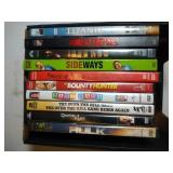 lot of 10 DVD including Titanic