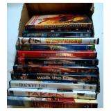 lot of 10 DVD including Spiderman