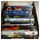lot of 10 DVD including The Interpreter