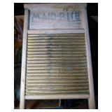 Maid Rite washboard No. 2062