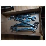 lot of Craftsman combination wrenches