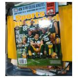 scrapbook of Green Bay Packers and other sports