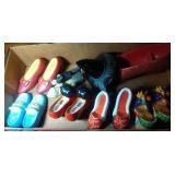 6 pairs of Salt & Pepper shakers - Betty Boop,