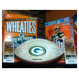Limited Edition Championship Packers football,