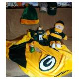 2 Packers ball cap including SB45 hat, Packers