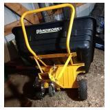 Yardworks yard cart / dump cart, 8 cubic foot,