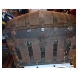 trunk - 31 inch wide, 19 inch deep & 26 inch high