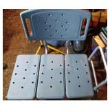 Drive shower chair - 30 inch wide, 20 inch deep