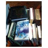 2 flats of books