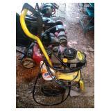 Karcher 2000 PSI pressure washer, Tecumseh motor
