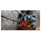 Yard Machine self propelled lawn mower, 21 inch
