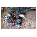 Viper rototiller, 43 cc, Earthquake MC43