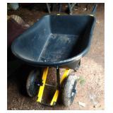 Truper 2 wheel 6 cu ft wheelbarrow