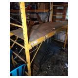 scaffolding - 1000 lb load Mfd. to ANSI standard